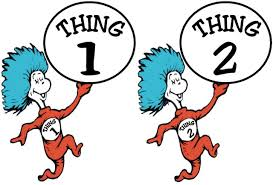 things 1 and 2