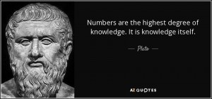 """Numbers"" quote"