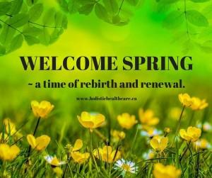 a spring renewal